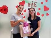 Sicoob Credija sorteia kits de beleza para mães