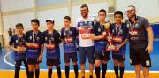 Siderópolis é campeão da categoria Sub-12 da LUD Futsal