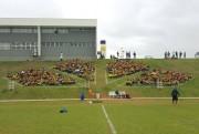 Torneio do projeto Tigrinhos ocorre no Centro de Treinamentos