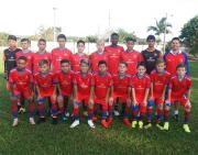 Nas Férias, equipe Sub-12 da FME participa de torneio