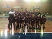 Sub-14 de Urussanga é campeã do Regional de Futsal da LUD