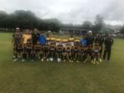 Criciúma ficou em terceiro lugar na Copa Pequeno Gigante Sub-11