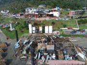 Eventos climáticos causaram prejuízos a 26 municípios do Meio Oeste catarinense