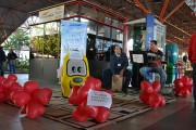 ACTU promove ação especial no Terminal Central