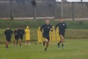 Jogadores do Criciúma E.C. se reapresentaram no CT do Tigre