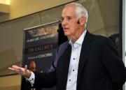Criciúma recebe Tim Gallwey para palestra sobre liderança