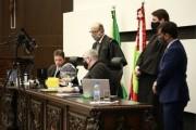 TJSC define em sorteio os cinco desembargadores do tribunal de julgamento