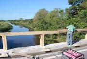 DNIT/SC fará trabalhos para reconstruir proteção em ponte