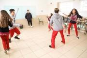 Alunos montam espetáculos no 1º Festival Relâmpago de Teatro