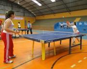 Fundação Municipal de Esportes promove festival de Tênis de Mesa