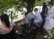 Terapia ao ar livre auxilia na recuperação de pacientes