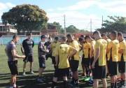 Tigre joga pela classificação na Taça BH