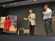 Precursor do coaching palestra sobre O Jogo Interior em Criciúma