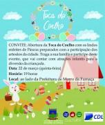 Toca do Coelho será aberta nesta quinta-feira em Morro da Fumaça
