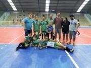 Independente de Laguna conquista o Torneio de Futsal Feminino