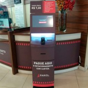 Novidade no pagamento do estacionamento do Farol Shopping