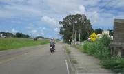 Tráfego entre bairros mais seguro pelas vias lindeiras da BR-101 Sul/SC