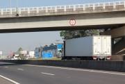Transportadores devem atentar para dimensões das cargas nas OAEs