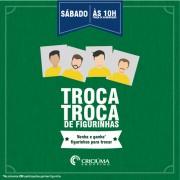 Criciúma Shopping vira ponto para troca de figurinhas