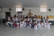Parceria entre jiu-jitsu, CRAS Jaqueline e comunidade