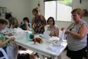 Clubes de Mãe e Centro de Convivência do Idoso passam por capacitação