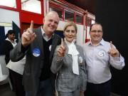 Luciane Ceretta e Daniel Preve conquistam votação histórica
