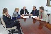 UNESC e CEDUP reafirmam parceria