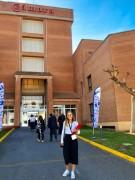Egressa de Engenharia da Unesc participa de maior evento sobre cerâmica