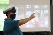 Tecnologia de realidade misturada é atração na 7ª Feira de Inovação da Unesc