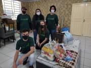 Programa Semear Sorrisos oferece assistência à família que teve casa incendiada
