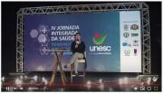 Abertura dá início a edição histórica da Jornada Integrada da Saúde da Unesc