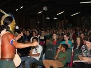 Semana da Cultura Indígena 2017 inicia no Unibave