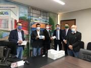 Unicred faz doação de 300 testes de covid-19 ao Município de Criciúma