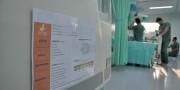 HSD conta com 9 pessoas na UTI e 9 no isolamento aguardando exames