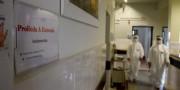 HSD conta com um pacientes na UTI e cinco na clínica de isolamento