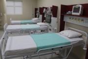 HSD conta com 10 pessoas na UTI e 8 no isolamento aguardando exames