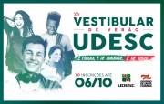 Vestibular de Verão da Udesc encerra inscrição nesta sexta