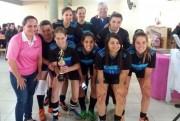 Equipe Alfa vence o primeiro torneio de futsal da Uaci