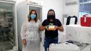 Secretaria de Saúde de Forquilhinha inicia vacinação da covid-19 nesta quarta-feira