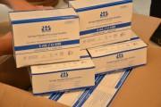 Estado recebe 460 mil seringas e 334 mil agulhas para vacinação contra a Covid-19