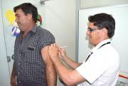 Procura por vacina da febre amarela é grande em Jacinto Machado