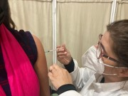 Içara aplica segunda dose de Pfizer e Coronavac no Centro de Vacinação