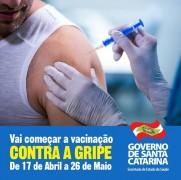 Siderópolis se prepara para início de campanha de vacinação