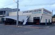 Vendaval causa danos em cerca de 50 casas no Município de Maracajá