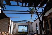Ciclone causa 9 mortes e deixa dois desaparecidos em 7 cidades de Santa Catarina