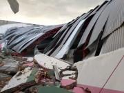 Ciclone em SC: Terceiro dia de trabalho contabiliza estragos em 152 municípios