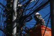 Celesc restabelece 85% do sistema elétrico catarinense após ciclone em SC