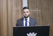 Vereador Davi Nazário sugere melhorias no transporte escolar