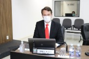 Melhorias na cidade são propostas pelo vereador Edson Freitas via indicações