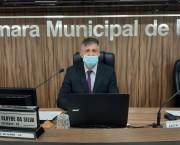 Vereador Itamar solicita pavimentação no acesso para o cemitério em Boa Vista